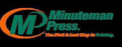Minuteman Press is one of Delray.