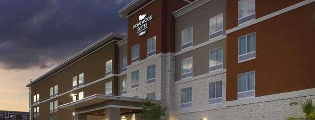 Homewood Suites by Hilton is one of Orte, die Charlie gefallen.