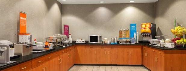Hampton Inn by Hilton is one of Jordan'ın Beğendiği Mekanlar.