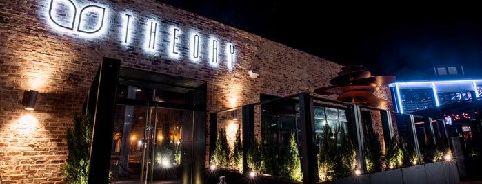 Theory Nightclub Uptown is one of Lieux qui ont plu à Shakthi.