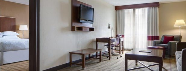 Four Points by Sheraton Houston - CITYCENTRE is one of Houston.