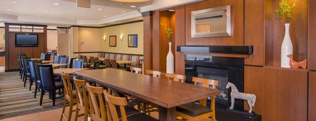 Fairfield Inn & Suites Dulles Airport Chantilly is one of Lugares favoritos de Ayana.