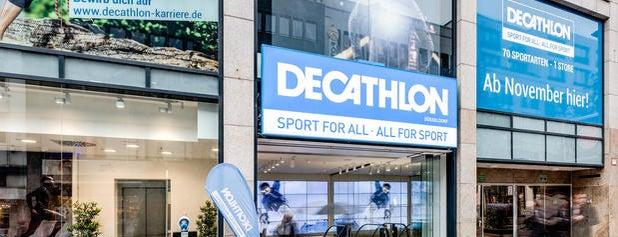 Decathlon is one of Best of Düsseldorf.