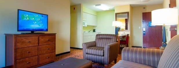 Hampton Inn & Suites Tampa-North is one of AT&T Spotlight on Tampa Bay, FL.