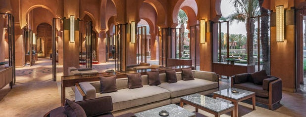 Amanjena Resort Marrakech is one of International: Hotels.