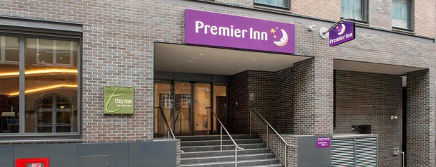 Premier Inn London City Monument is one of England.