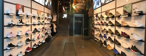The Puma Store is one of Barcelona 2018.
