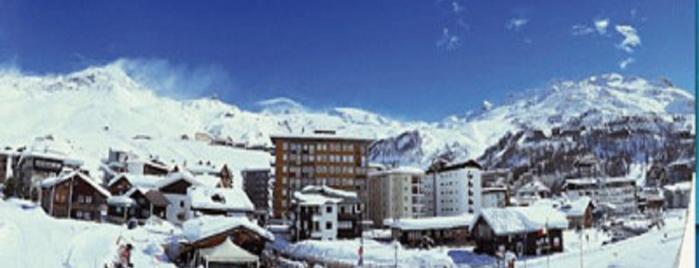 Hotel Astoria is one of My Switzerland Trip'11.