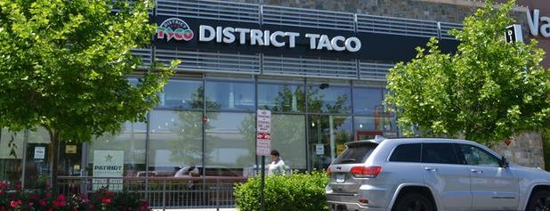 District Taco is one of Lugares favoritos de Maggie.