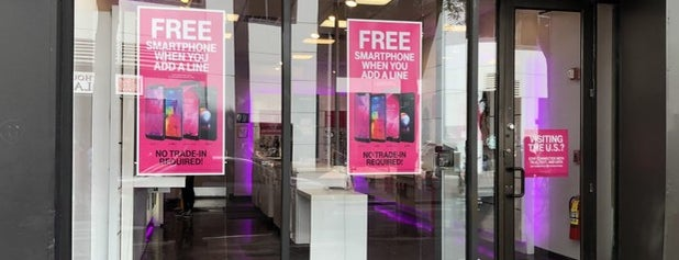 T-Mobile is one of Boston.