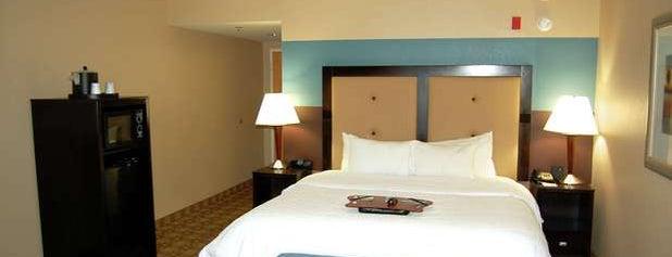 Hampton Inn & Suites is one of AT&T Spotlight on Charlotte, NC.