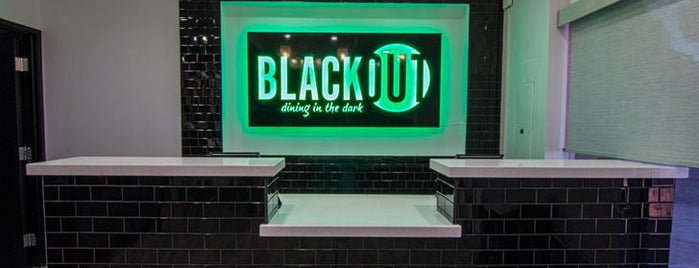 BLACKOUT Dining in the Dark is one of Las Vegas, NV.