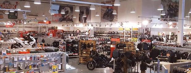 Polo Motorrad Shop is one of Compras.