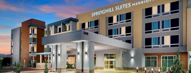 SpringHill Suites by Marriott Belmont Redwood Shores is one of Silicon Vallye.
