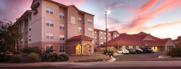 Residence Inn by Marriott is one of Orte, die Bryan gefallen.