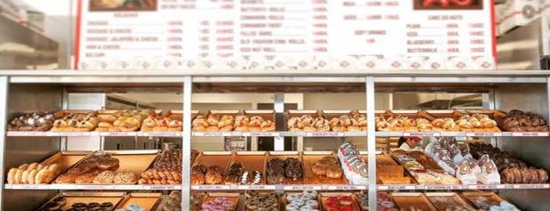 Shipley Do-Nuts is one of Gotta Try Donuts!.