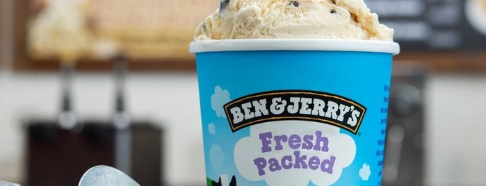 Ben & Jerry's is one of Cape Cod, Hyannis.