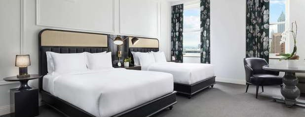 The Candler Hotel Atlanta, Curio Collection by Hilton is one of Curio By Hilton.
