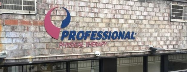 Professional Physical Therapy is one of Lieux qui ont plu à Jason.