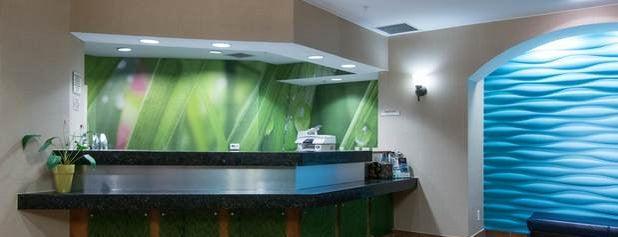 SpringHill Suites by Marriott Greensboro is one of Orte, die Waleed gefallen.