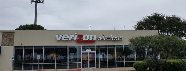 Verizon is one of been to.