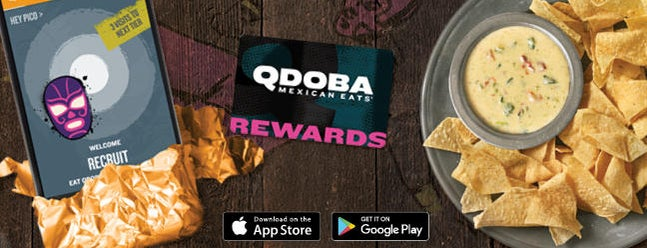 Qdoba Mexican Grill is one of Hiroshi ♛さんのお気に入りスポット.