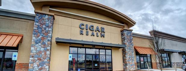 Cigar Realm is one of ABRACADABRA.