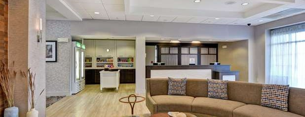 Homewood Suites is one of Hotels.