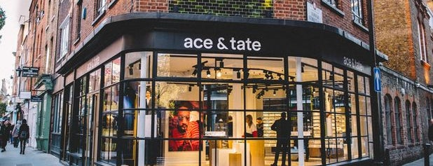 Ace & Tate is one of London.