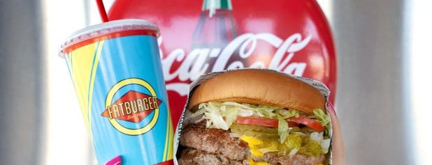 Fatburger is one of Locais curtidos por Gaston.