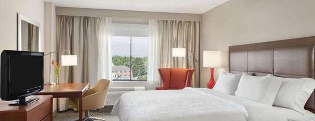 Hampton Inn by Hilton is one of Posti che sono piaciuti a Jordan.