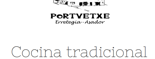 Asador Portuetxe is one of Los templos del Chuletón.
