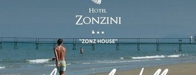 Hotel Zonzini is one of Hotels I checked in worldwide.