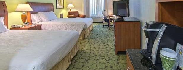 Hilton Garden Inn Tallahassee Central is one of AT&T Wi-Fi Hot Spots- Hilton Garden Inn.