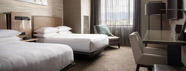Colorado Springs Marriott is one of Tappin the Rockies...