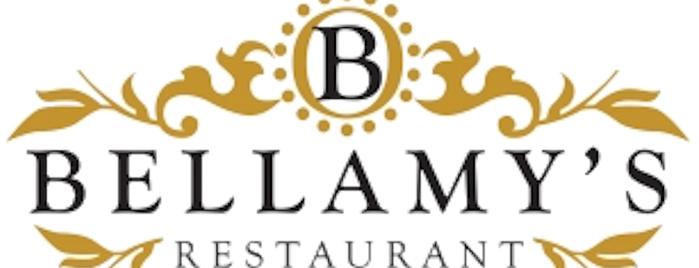 Bellamy's restaurant is one of John 님이 좋아한 장소.