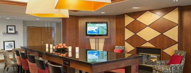 Hampton Inn Charlotte-University Place is one of AT&T Spotlight on Charlotte, NC.