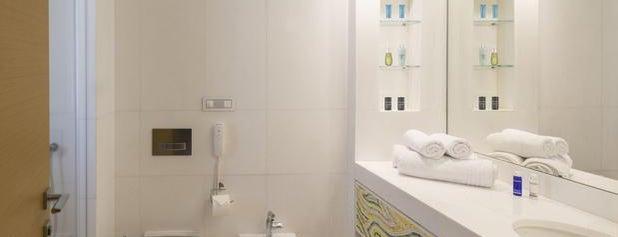 Domes Miramare, a Luxury Collection Resort, Corfu is one of Corfu, Greece.