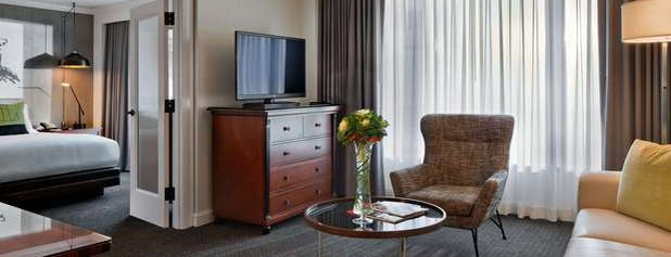 The Logan Philadelphia, Curio Collection by Hilton is one of Matrikaさんのお気に入りスポット.