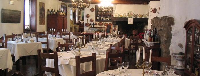 Ristorante Trevisani is one of 20 favorite restaurants.
