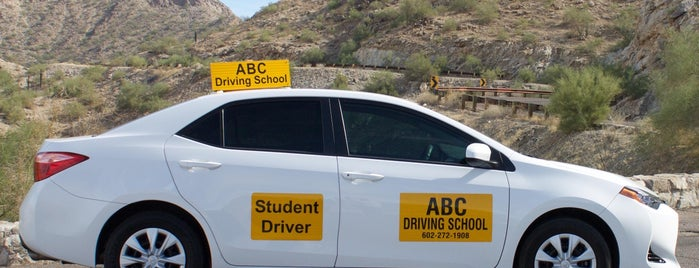 ABC Driving School is one of Lugares favoritos de Educated.