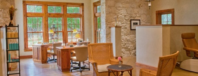Windflower - The Hill Country Spa is one of Posti che sono piaciuti a Jan.
