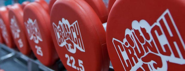 Crunch Fitness is one of Amherst's Best.