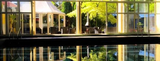 Thermen Nijmegen Sauna & Beauty is one of Lieux sauvegardés par Michel.