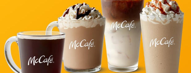 McDonald's is one of McDonalds across the world!.