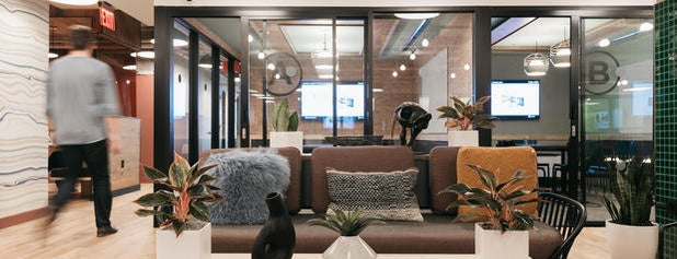 WeWork White House is one of Lugares favoritos de IS.