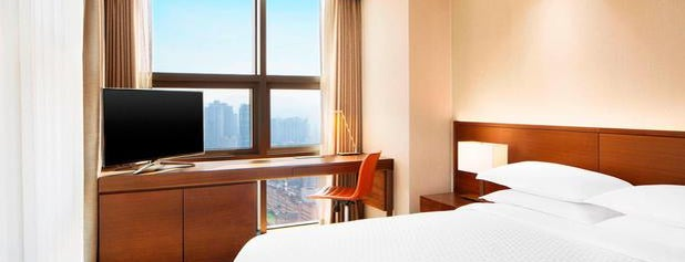 Four Points by Sheraton Seoul, Namsan is one of Hotels Seoul.