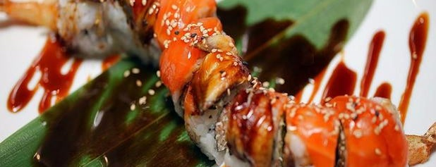 Hibashi Teppan Grill Sushi Bar is one of Dallas, Texas.