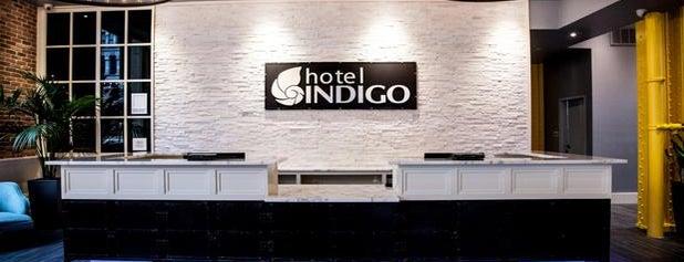 Hotel Indigo Newark Downtown is one of Orte, die Asia gefallen.