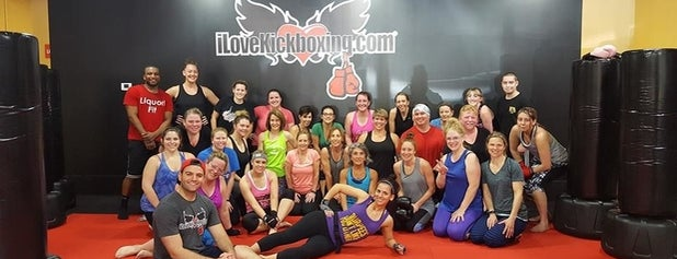 Ilovekickboxing is one of Places to check out in Rochester.